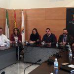 """La Junta """"dará respuesta las necesidades de crecimiento de Valeo"""" y respaldará el tejido industrial de Martos"""