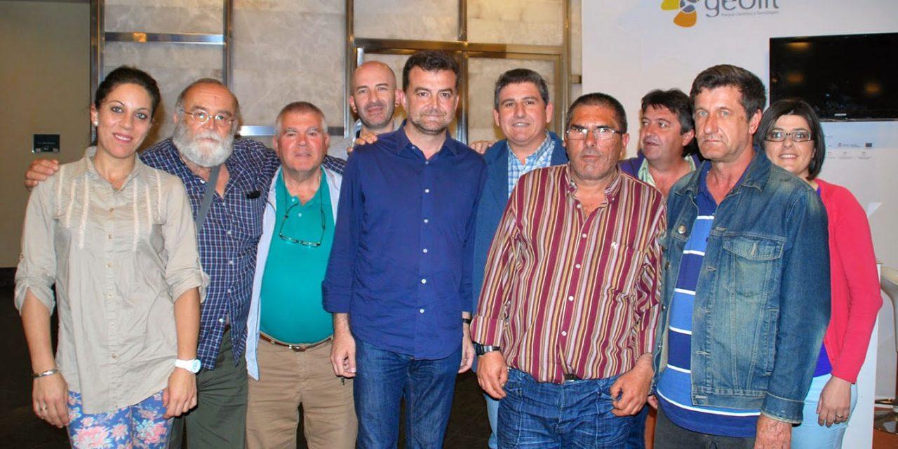 Antonio Funes Ojeda reelegido coordinador de IU Martos