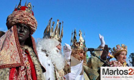 Martos ya está preparado para recibir a SS.MM los Reyes Magos de Oriente
