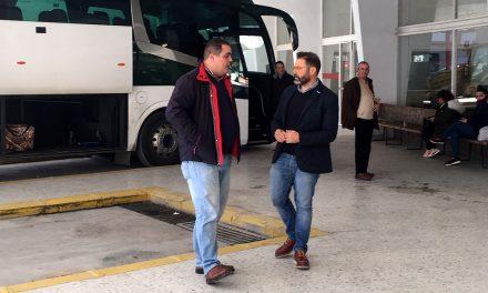 Martos mejora el servicio de transporte público tras los trabajos de modernización en la estación de autobuses
