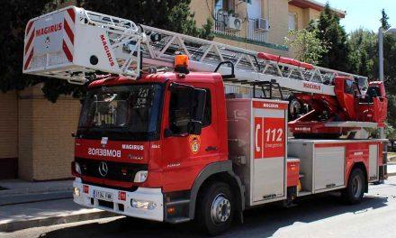 580 opositores pasan la primera prueba para cubrir las once plazas de bombero-conductor en Martos