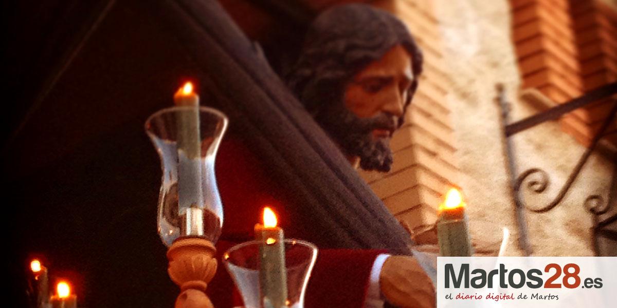 La Corporación de la Santa Vera Cruz iniciará un año más su testimonio de fe por las calles marteñas