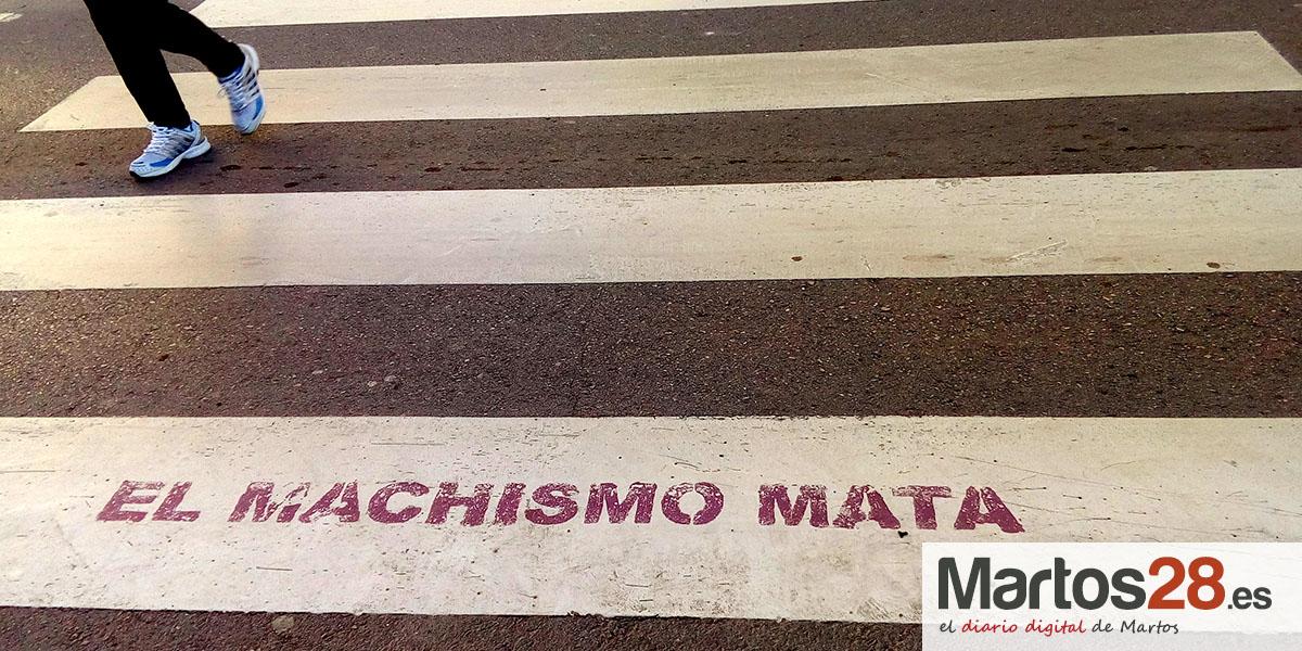 Martos mantiene su compromiso contra la violencia de género