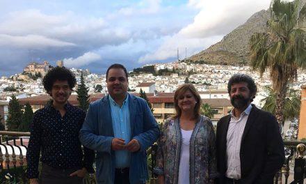 Martos acogió ayer 'Encuentros para el Cine Español'