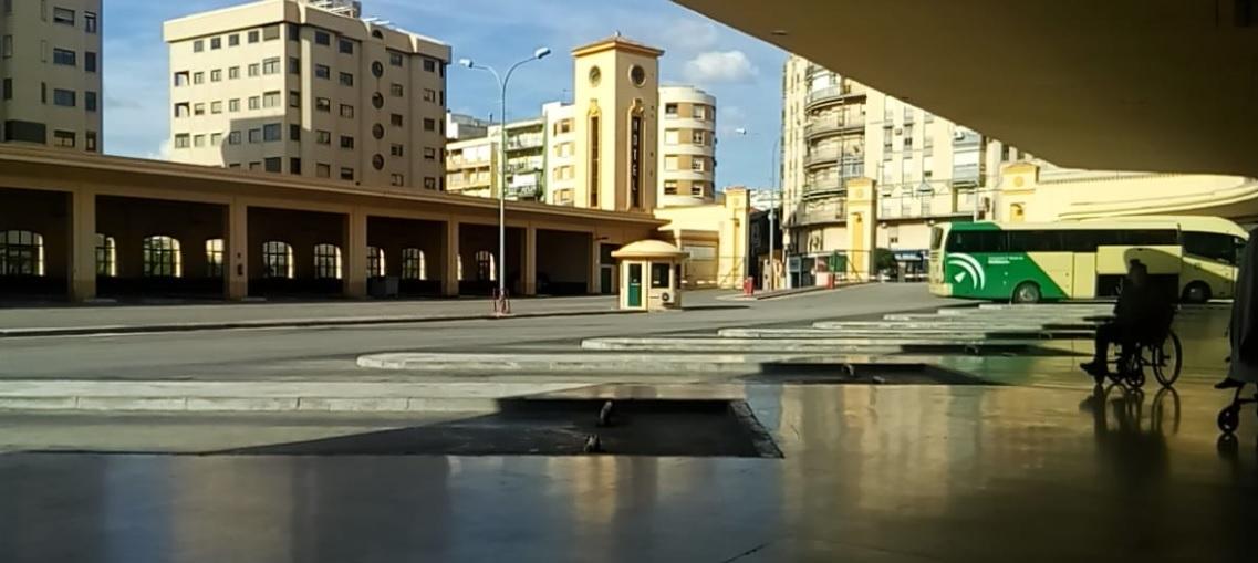 Cambian los horarios del autobús de Jaén