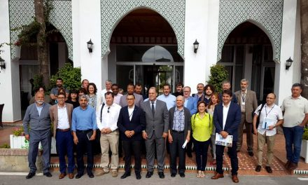 Astroandalus participa junto a la Diputación en un encuentro multisectorial celebrado en Marruecos