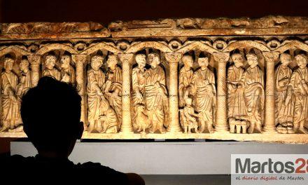 PATRIMONIO | El Sarcófago paleocristiano de Martos