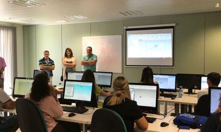 Una docena de estudiantes se forma en el curso de 'Diseño Industrial' en Andaltec