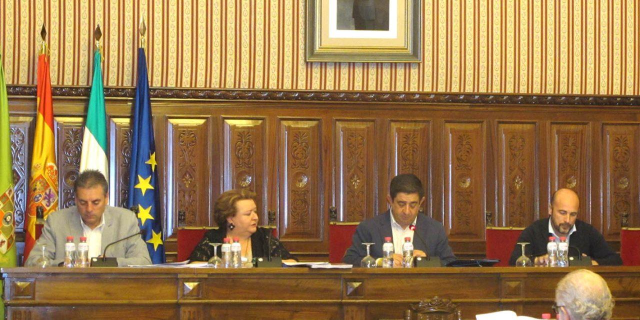 El pleno de Diputación aprueba más de 9 millones para financiar servicios y obras en las localidades jiennenses