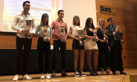 """Entregados los galardones del X Gran Premio de Carreras Populares """"Jaén, paraíso interior"""""""