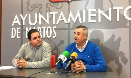 El alcalde de Martos muestra su apoyo a la práctica de la caza