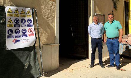 La rehabilitación del edificio de calle Franquera permitirá aglutinar los servicios de Urbanismo y Gestión Económica