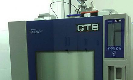 Andaltec pone en marcha un nuevo servicio de ensayos en cámara de choque térmico