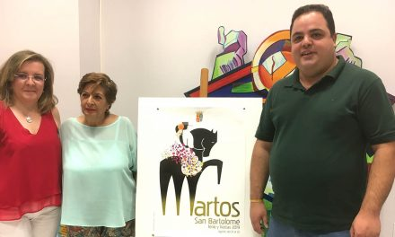 Rosa Teba será la pregonera de la Feria de San Bartolomé 2019