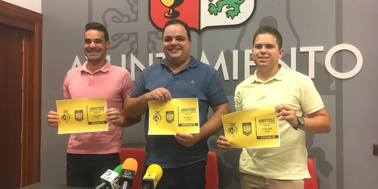 El Jaén Paraíso Interior abre la temporada con un partido amistoso en Martos