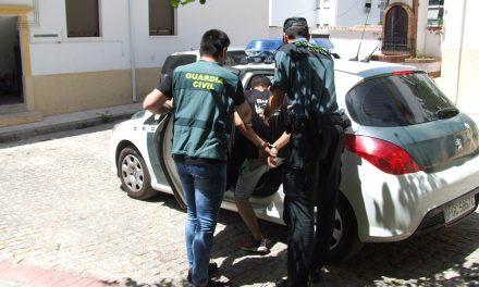 SUCESOS | Dos detenidos en Martos por presuntos robos con fuerza