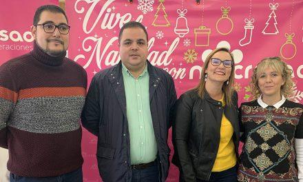 Víctor Torres destaca la importante inversión en el ámbito social que se hace en Martos