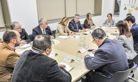 Martos presente en el grupo de trabajo de Alcaldes de la ITI