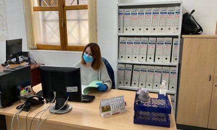 Martos invierte más de 8.000 euros en la adopción de medidas para fortalecer la seguridad laboral