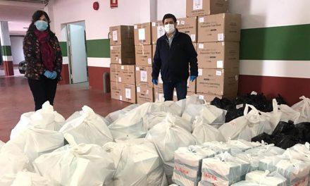 CRISIS CORONAVIRUS | Diputación distribuye 100.000 mascarillas a ayuntamientos para empresas de menos de 10 trabajadores