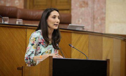 """Mónica Moreno: """"Ciudadanos se ocupa de los mutualistas y autónomos jiennenses que olvidó Sánchez en sus decretos"""""""
