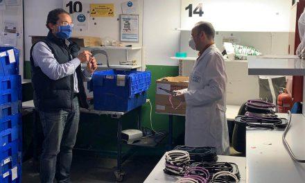 El IES Fernando III de Martos se suma a la fabricación y distribución de material sanitario