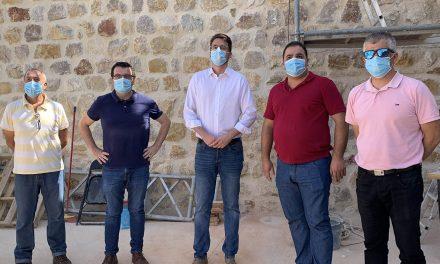 Martos reivindica a Diputación más apoyo en materia de promoción turística