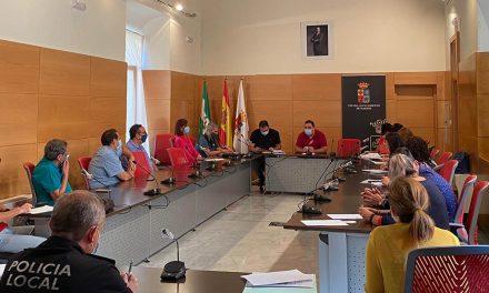 Reunión previa de la comisión local para recoger las inquietudes de las organizaciones agrarias y entidades sociales ante el Foro Provincial de la Inmigración