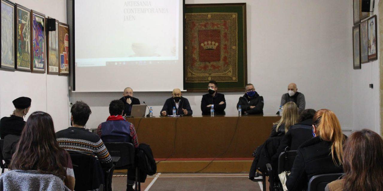 Diputación impulsa una campaña de apoyo  a la artesanía jiennense