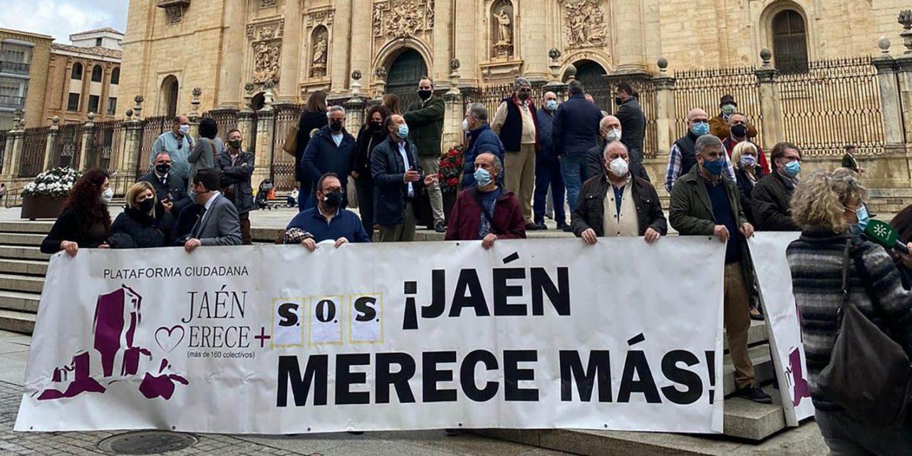 NUEVE PLATAFORMAS CONVOCAN CARAVANA A DESPEÑAPERROS EL 7 DE MARZO PARA CERRAR ANDALUCÍA ANTE EL NINGUNEO Y MALTRATO POLÍTICO A LA PROVINCIA DE JAÉN