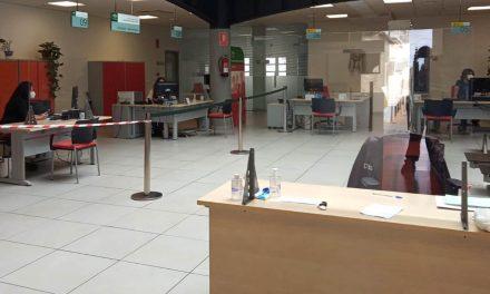 Las 26 oficinas del Servicio Andaluz de Empleo de Jaén aumentan su gestión en 2020 con un importante esfuerzo humano y tecnológico