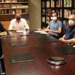 Diputación y Federación Española de Ajedrez ultiman los preparativos del Festival de Ajedrez que se celebra en agosto