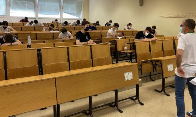 Comienza la Prueba de Evaluación para el Acceso y Admisión a la Universidad (PEvAU)